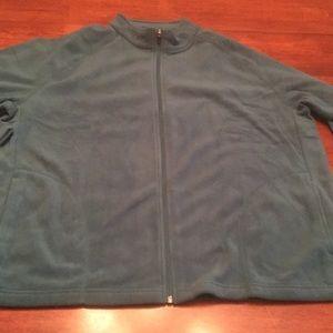 Fleece Jacket. Unisex 2XL